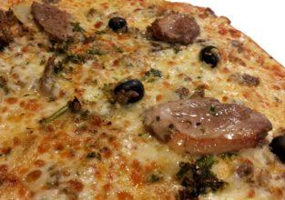 Pizza Landaise