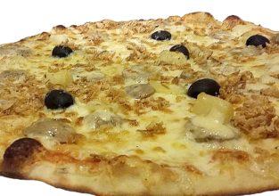 Pizza Béarnaise
